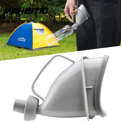 Unisex Portable Car Handle Urine Bottle Urinal Funnel Tube Travel Outdoor
