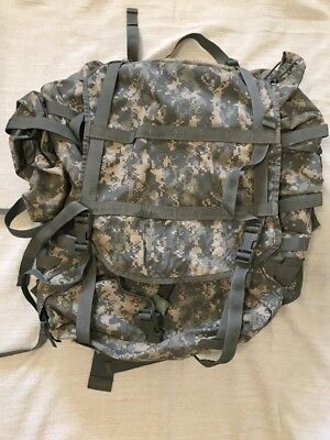 ACU Digital Camo LARGE RUCKSACK MILITARY MOLLE II COMPLETE ASSEMBLY