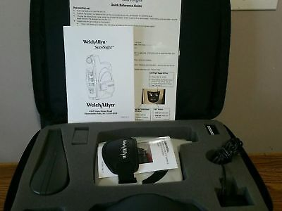 Welch Allyn SureSight 140 Series Portable Eye Vision Tester Screener w/printer