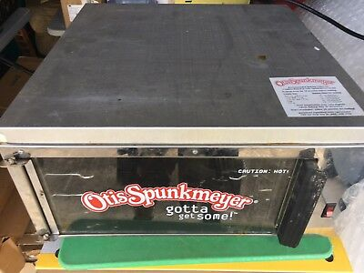 OTIS SPUNKMEYER COMMERCIAL CONVECTION COOKIE OVEN w/ 3 TRAYS *** WORKS GREAT!