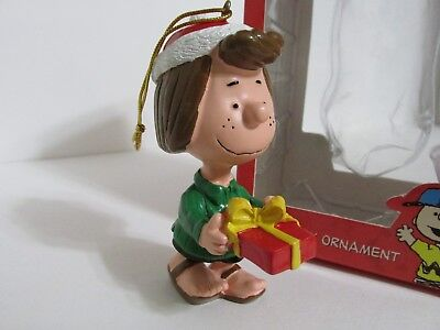 Snoopy Peanuts Charlie Brown  Kurt Adler Christmas Ornament Peppermint Patty