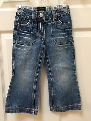 Mini Boden Girls Jeans Size 3-4