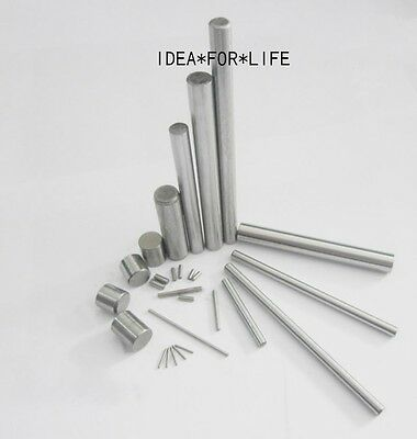 20pcs OD 10mm Stainless Steel Dowel Pins Fasten Elements long 10 to 120mm #CK100