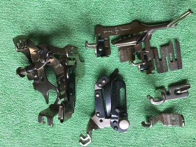 Singer Model 15 Sewing Machine Attachments