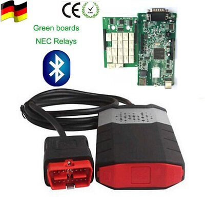 VCI OBD2 New Diagnostic Tool Dual Green Boards Scanning Apparatus For C UL