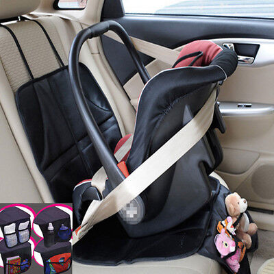 Baby Kids Child Infant Seat Saver Anti-slip Protector Safety Cushion Cover Car