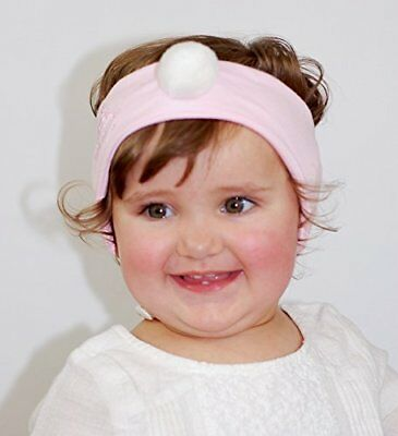 Baby Hearing Protection Headware Large, Pink