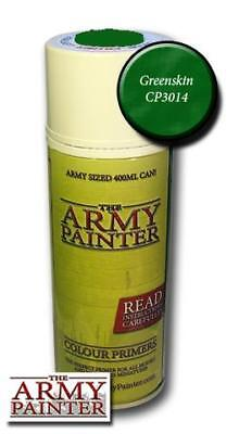 The Army Painter: Primer - Greenskin Spray Grundierung (Grünhaut)