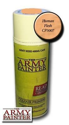 The Army Painter: Primer - Barbarian Flesh Spray (Grundierung Hautfarbe)
