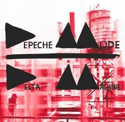 uk966715 Depeche Mode - Delta Machine (CD)