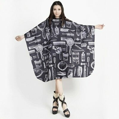 Pro Salon Hairdressing Hairdresser Hair Cutting Styling Gown Barber Capes Cloth