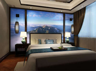 Concise High Place 3D Full Wall Mural Photo Wallpaper Printing Home Kids Decor