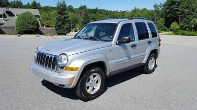 2006 Jeep Liberty Limited 2006 Jeep Liberty Limited CRD Turbo Diesel Trail Rated 139K Miles