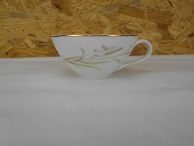 """Golden Harvest Fine China Japan Cup With Gold Trim 3 7/8"""""""