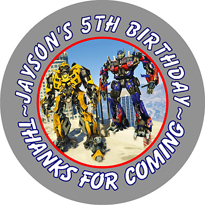 RAIDERS BIRTHDAY PERSONALIZED PARTY STICKERS FAVOR LABELS FAVORS ~ VARIOUS SIZES