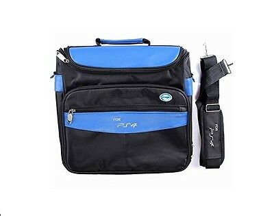 Portable Multi-functional Carry Case Travel Shoulder Bag For Sony PlayStation 4