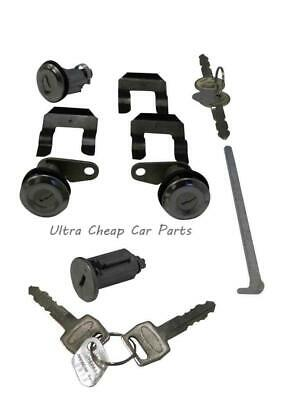 New Ignition Doors Boot Lock Set For Ford XR XT XW XY Falcon