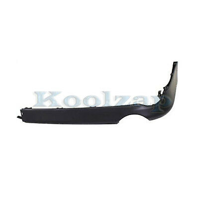 CPP Primed Front Right Side Air Dam Deflector Valance Apron for 09-10 Toyota Corolla