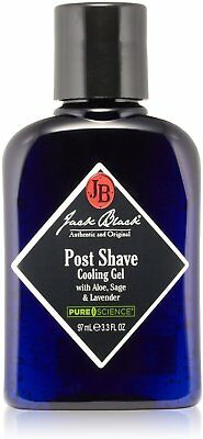 Post Shave Cooling Gel, Jack Black, 3.3 oz