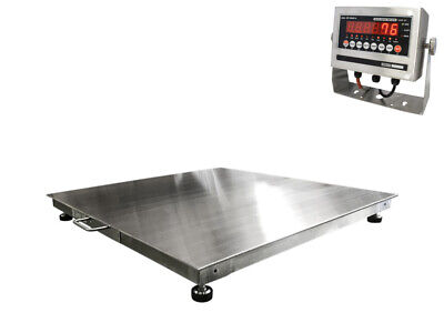"""NTEP 60"""" x 60"""" (5' x 5') Floor Scale 