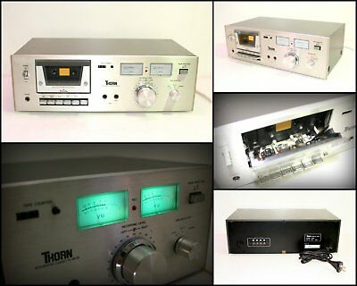 Vintage 1970's THORN 4036 Stereo Integrated Cassette Deck