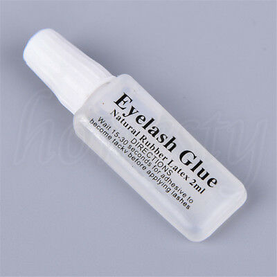 2ml Clear Adhesive Eyelash Glue for BJD SD DD Doll Cosmetic Fake Eyelashes Glue