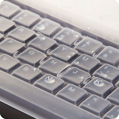 1PC Silicone Anti-scratch Desktop Computer Keyboard Cover Skin Protector Film