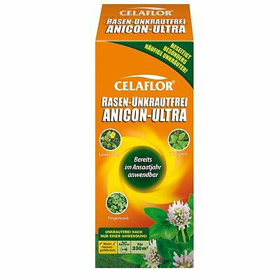 celaflor Anicon Weed Free Lawn ultra-500ml-unkrautmittel Clover Dandelion Herb