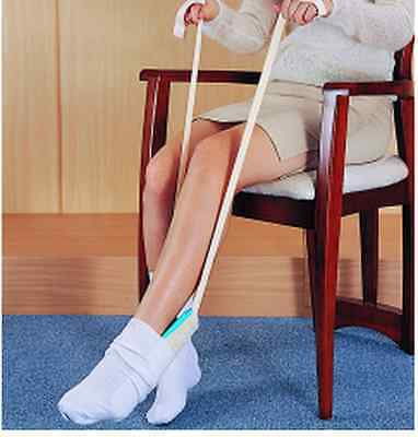 Aidapt Sock and Stocking Aid with Limited Dexterity or Flexibility Slim Design