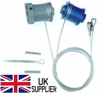 CD PRO CARDALE Safelift Drums Garage Door Cables Wires Wickes Wessex Apex B&Q