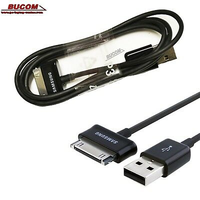Samsung Galaxy Note 10.1 Tab Tablet ECC1DP0UBEG USB Cable Lade Kabel Charger