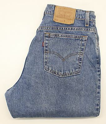 Levis 551 Tapered  Blau Relaxed  Jeans W34 L30 (26173)