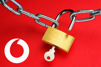 Vodafone Unlocking Smart First 7-Vdf200 - Vdf300- V785 , 861, 875, Instant