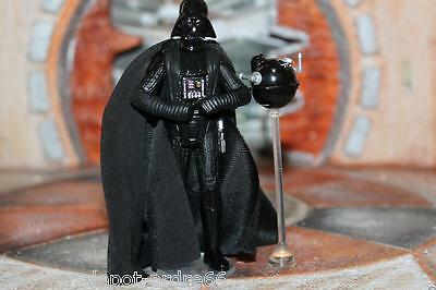 Darth Vader With IT-O Interrogation Droid  Star Wars Power Of The Force 2 1999