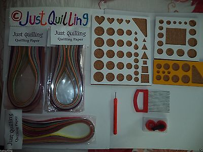 Paper Quilling All tool sets ,slotted tool, Mega tool set multi set