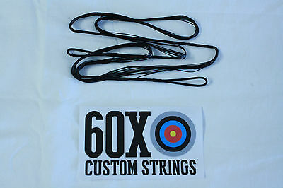 "55 1//8/"" CC-37 1//4/"", B-34 3//4/"" OBSESSION TURMOIL SD STRING AND CABLE SET"