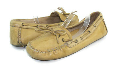 13dc47e8ad4 Frye Reagan Campus Driver 72285-Ban Women s Flat Moccasins Loafers Size 7.5  M
