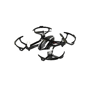 Black Bird Remote-Controlled Drone Camera Hd Polaroid (Ob00187)
