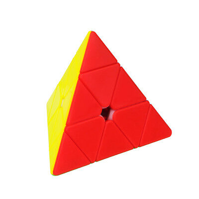 YUXIN Little Magic Speed Pyraminx Pyramind Triangle 3x3x3 Magic Cube stickerless