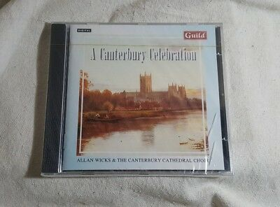 Various Composers : A Canterbury Celebration (Canterbury Cathedral Choir) CD