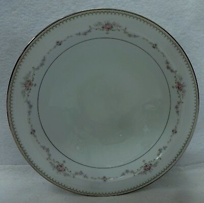 NORITAKE china FAIRMONT 6102 pattern Round Vegetable Serving Bowl - 9-7/8""