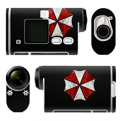 Sony HDR-AS100V STICKERS Protected Decal  Waterproof Dustproof PVC Decor TNA0035