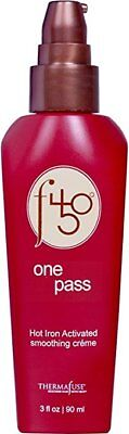 Thermafuse One Pass F450 Hot Iron Smoothing Cream 3 oz - FREE SHIPPING