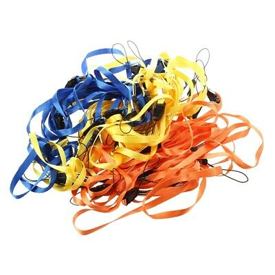 30 Neck Strap Lanyard For Id Card Key Cell Phone Mp3 D5D3