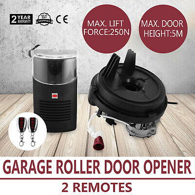 Remote Garage Roller Door Opener Easy Installation Automatic Motor Fast Delivery