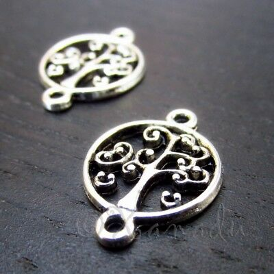 Pride 21mm Wholesale Antique Silver Plated Charms C6253-10 20 Or 50PCs