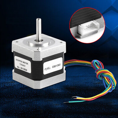 17HS4401 4-wire Nema17 Stepper Motor 1.7A For 3D Printer and CNC 42*42mm IS