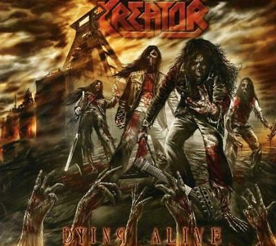 Dying Alive (2 CDs) Audiolibro, CD, CD Doble