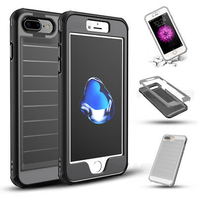 Mosafe® Shockproof Hard Protective Case Cover for iPhone 6 6S 7 8 iphone8 Plus