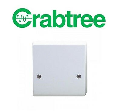 Crabtree 4506 45A Cooker Cable Outlet